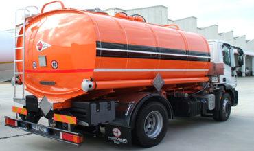 Trasporto e distribuzione carburante