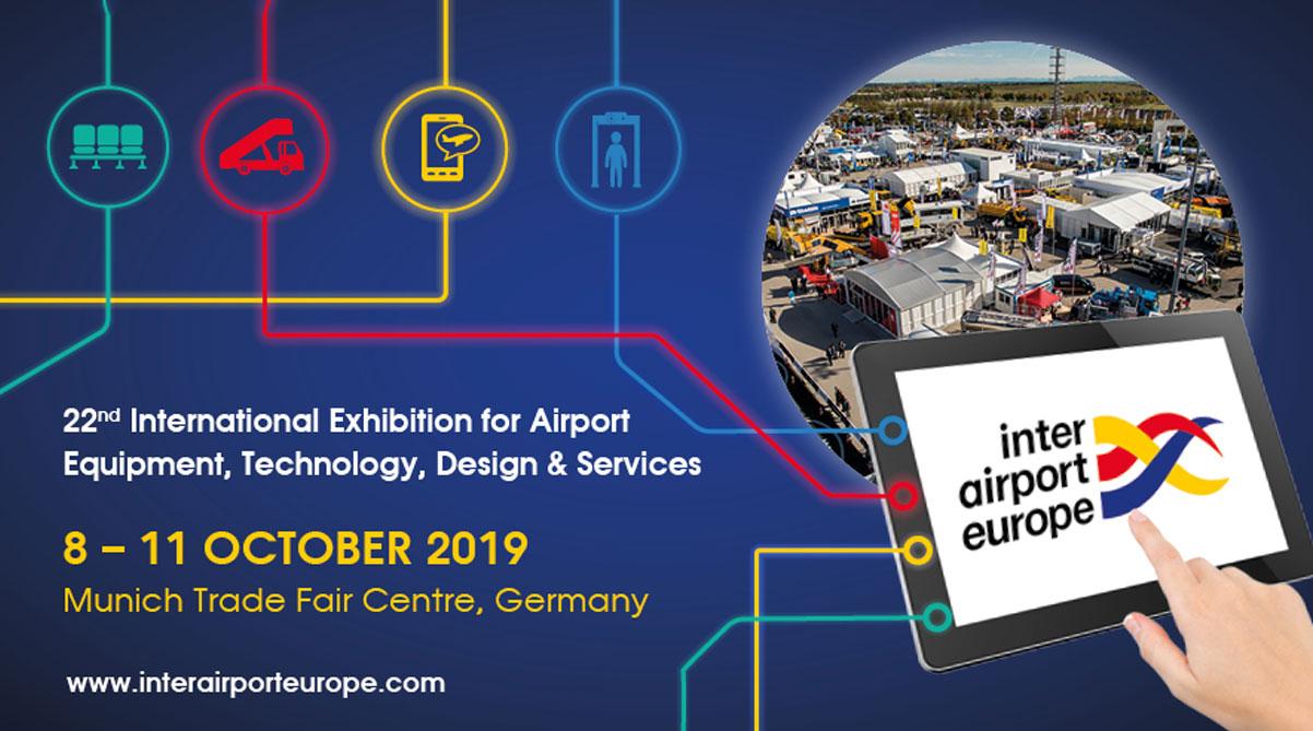 Partecipazione fiera INTER AIRPORT 2019